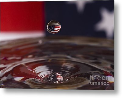 America Metal Print by Anthony Sacco