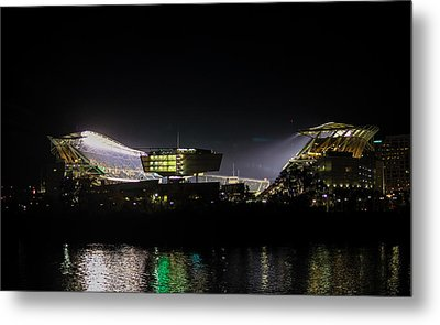 Paul Brown Stadium Metal Print