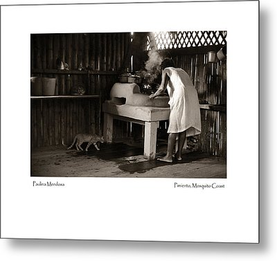 Metal Print featuring the photograph Paulina Mendosa by Tina Manley