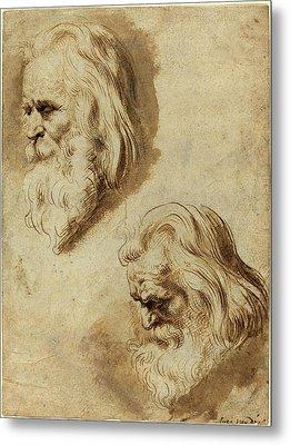 Paulus Pontius After Sir Peter Paul Rubens Metal Print