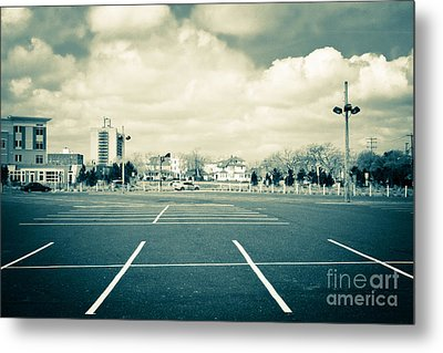 Paved Paradise Metal Print by Colleen Kammerer