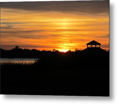 Metal Print featuring the photograph Peace And Serenity by Joetta Beauford