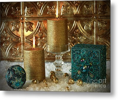 Peace Be With You Metal Print by Inspired Nature Photography Fine Art Photography