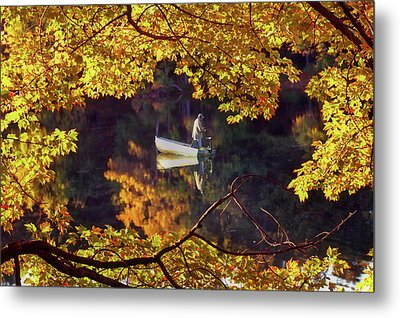 Peace Metal Print by Joann Vitali