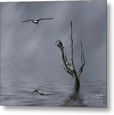 Peace Metal Print by Shirley Mangini