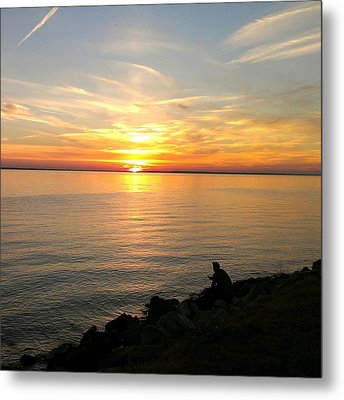 Metal Print featuring the photograph Peace by Thomasina Durkay