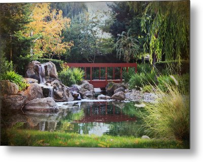 Peaceful Dreams Metal Print by Laurie Search