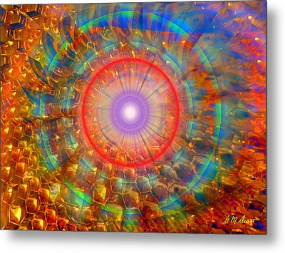 Peaceful Harmony Metal Print by Michael Durst