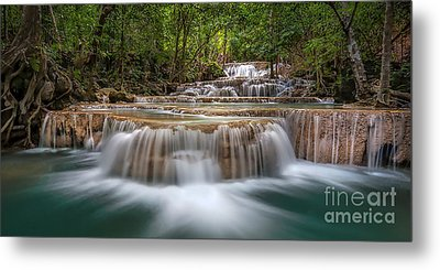Peaceful Metal Print by Shannon Rogers