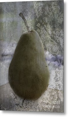 Pear Metal Print by Arlene Carmel