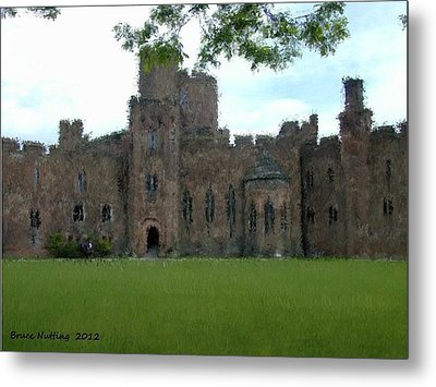 Peckforton Castle Metal Print