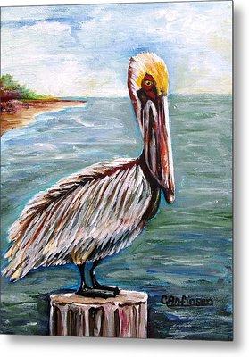 Pelican Pointe Metal Print