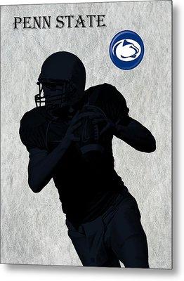 Penn State Football Metal Print by David Dehner