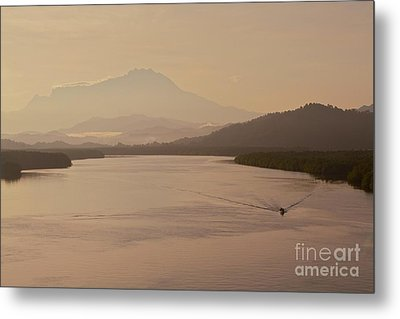 Metal Print featuring the photograph Perfect Dawn  by Gary Bridger