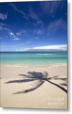 Perfect Day At Napili Metal Print