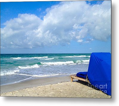 Metal Print featuring the photograph Perfect Day by Margie Amberge