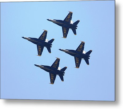 Perfect Formation I Metal Print by French Toast