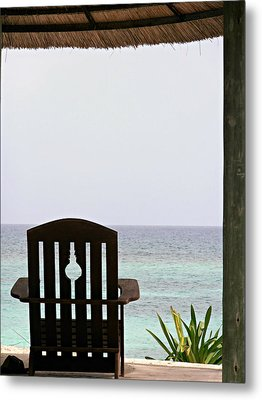 Perfect Resting Spot Metal Print by Kimberly Perry