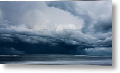 Perfect Storm Metal Print by Matt Dobson