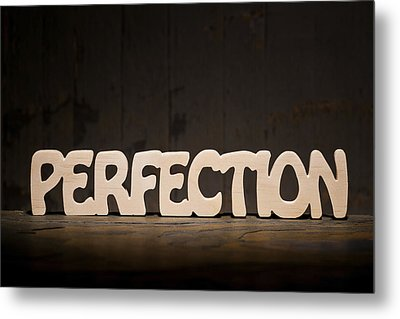 Perfection Metal Print by Donald  Erickson