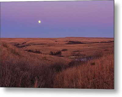 Perigee Moon Metal Print by Scott Bean