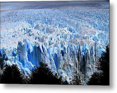 Perito Moreno Glacier Metal Print by Arie Arik Chen