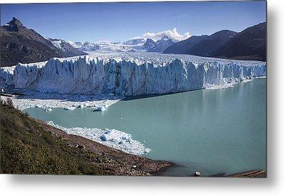 Perito Moreno Glacier Metal Print by Kim Andelkovic