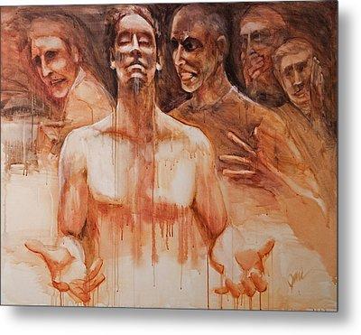 Persecution Metal Print by Jani Freimann