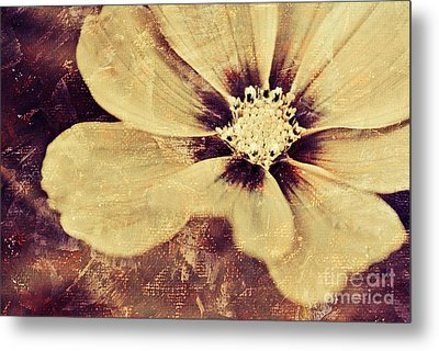 Petaline - T37d03a3 Metal Print by Variance Collections