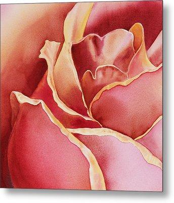 Petals Petals I Metal Print by Irina Sztukowski