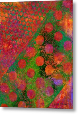 Phase Series - Direction Metal Print by Moon Stumpp