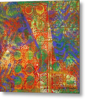 Phase Series - Next Metal Print by Moon Stumpp