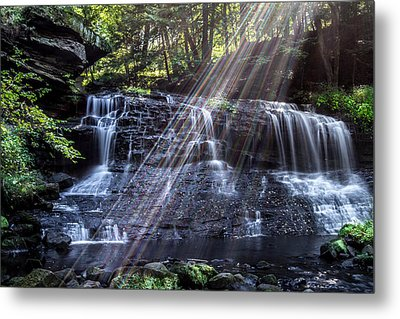 Phenomenon Metal Print by Anthony Thomas