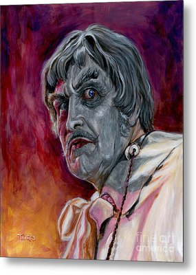Phibes Metal Print by Mark Tavares