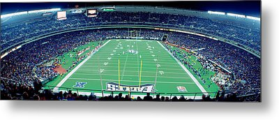 Philadelphia Eagles Nfl Football Metal Print by Panoramic Images
