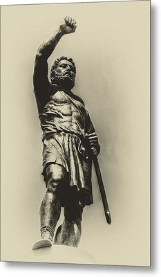 Philip 2 Of Macedon Metal Print by Yevgeni Kacnelson