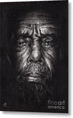 Philip Metal Print