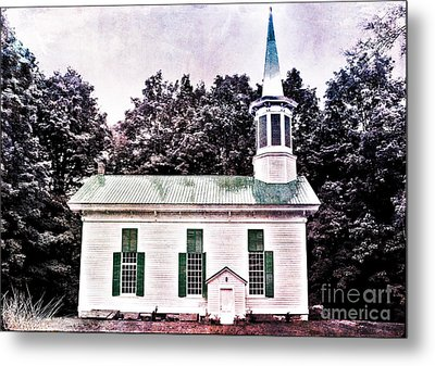 Phillipsport Methodist Metal Print