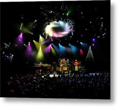 Phish At Alpine Valley Metal Print