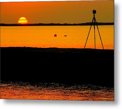 Photographer's Dream Metal Print by Karen Wiles