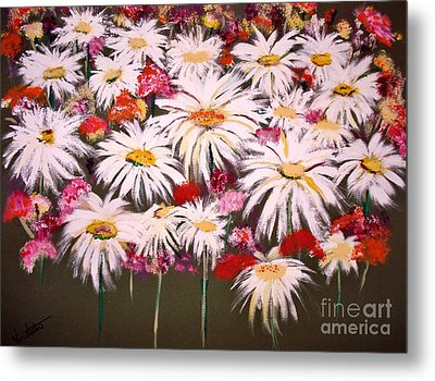 Pick One For Me Metal Print by Lori  Lovetere
