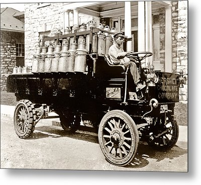 Picture 15 - New - Hershey Chocolate Metal Print