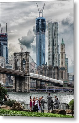 Metal Print featuring the photograph Picture Perfect by Linda Karlin