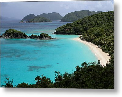 Piece Of Paradise Metal Print