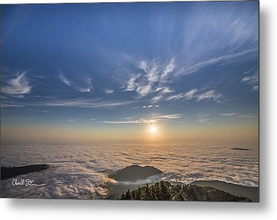 Pilchuck West 2 Metal Print