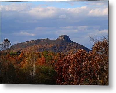 Pilot From Perch Road Metal Print by Kathryn Meyer