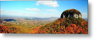 Pilot Valley Metal Print by Kelvin Booker