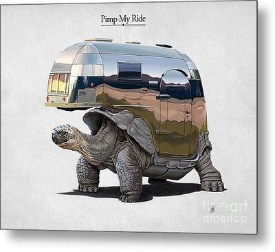 Pimp My Ride Metal Print by Rob Snow