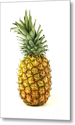 Pineapple Metal Print by Blink Images