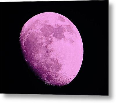 Pink Moon Metal Print by Tom Gari Gallery-Three-Photography